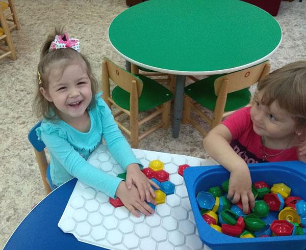 Детский сад — это особенный мир