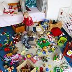 Ребенок не хочет убирать за собой игрушки…